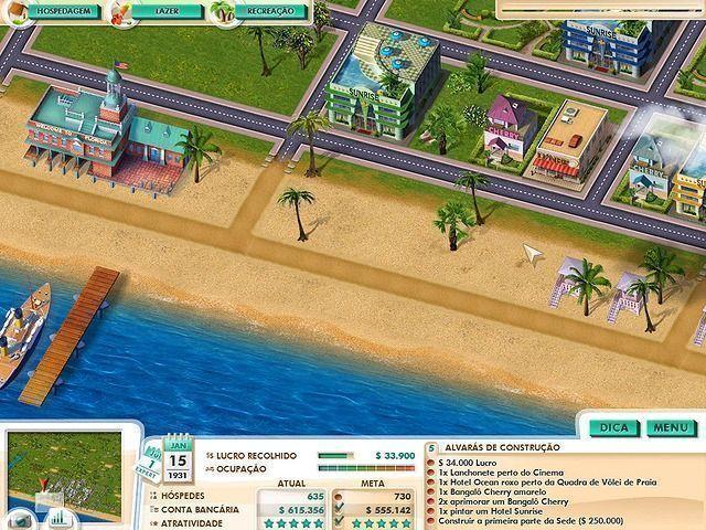 flirting games at the beach resort beach hotel miami