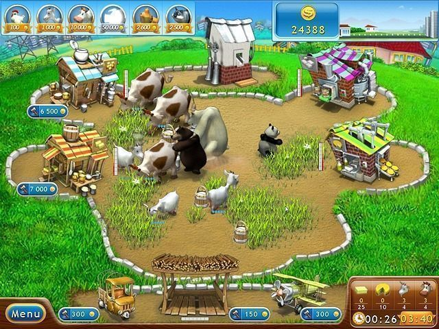 Farm Frenzy 3 - Pizza Party (German) free download - coolifiles